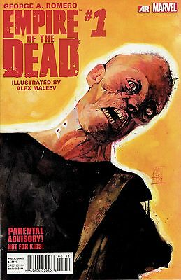 George Romeros Empire Of Dead Act One #1 Standard Cover First Print