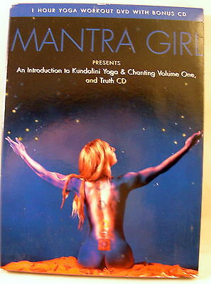 Truth by Mantra Girl Kundalini Yoga Intro & Chanting Two CD's Mint Condition