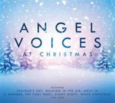 Various Artists-Angel Voices at Christmas  CD NEW