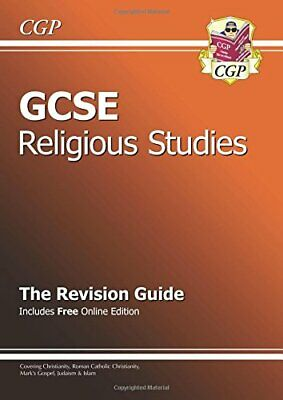 GCSE Religious Studies Revision Guide (with online edi... by CGP Books Paperback