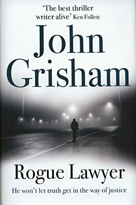 Rogue Lawyer by Grisham, John Book The Cheap Fast Free Post