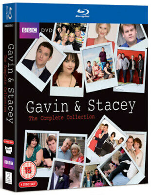 Gavin & Stacey: The Complete Collection Blu-Ray (2009) Joanna Page cert 15 4