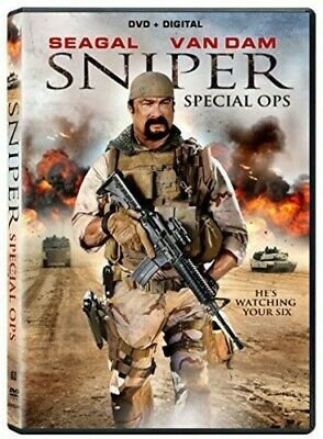 Sniper: Special Ops DVD