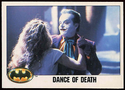 Batman #124 Topps Trade Card (C163)