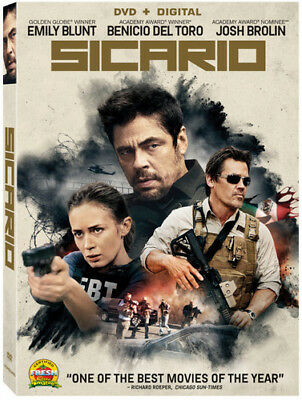 Sicario [New DVD]