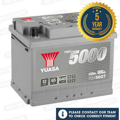 VW Jetta Mk4 2010-2016 Vetech Battery 45Ah Electrical System Replacement Part