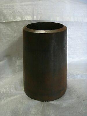 """5"""" (127mm) to 4""""(102mm) x 200mm Weldable Steel Reducer with No Ends"""