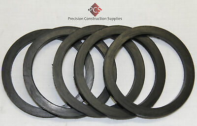 "Pack of 5 – 3"" Camlock Rubber Seals"