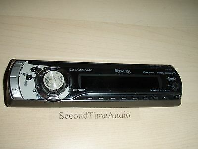 Pioneer Premier DEH-P390MP Faceplate Only- Tested Good Guaranteed!
