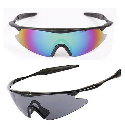 New Airsoft Tactical Outdoor UV400 Protection Police Shooting Safety Glasses