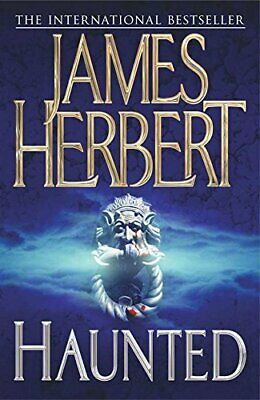 Haunted (David Ash) by Herbert, James Paperback Book The Cheap Fast Free Post