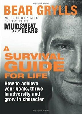 A Survival Guide for Life by Grylls, Bear Book The Cheap Fast Free Post