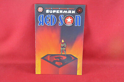 Superman: Red Son | DC Comics/Elseworlds
