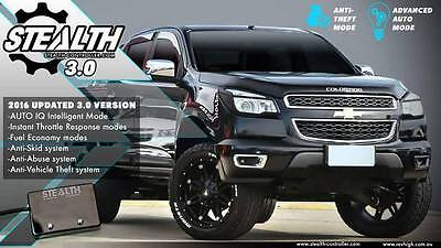 HOLDEN COLORADO RG RC PERFORMANCE STEALTH 3.0 CONTROLLER Tune Chip Throttle