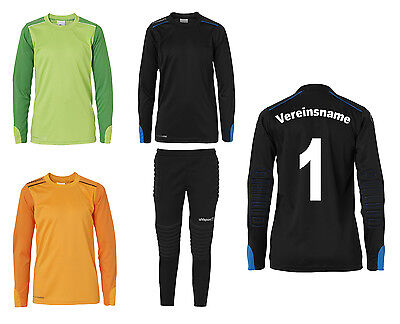 Uhlsport - Tower Torwarttrikot Set inkl. Flock - Kinder / Fussball / Art 1005613