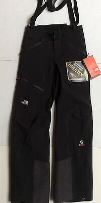North Face Women's Size 6 Regular Point 5 NG Gore-Tex Summit Series Pants Black