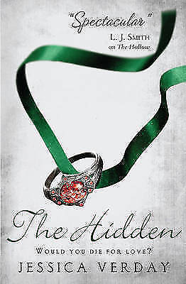The Hidden by Jessica Verday, Book, New (Paperback)