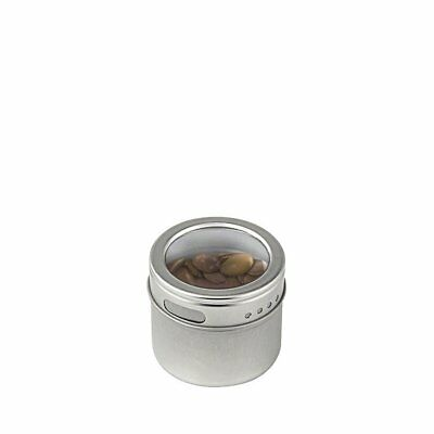 NEW Appetito Magnetic Spice Can with Window
