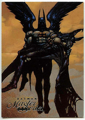 Batman Master Series #64 Sky Box Trade Card (C166)