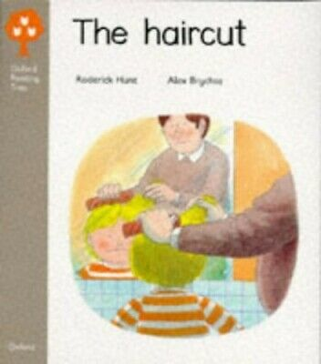 Oxford Reading Tree: Stage 1: Kipper Storybooks: Hairc... by Hunt, Rod Paperback