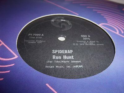 Ron Hunt-Spiderap/ronnie G. & The S.m. Crew-A Corona Jam-Pt 7000 New Sealed 12""