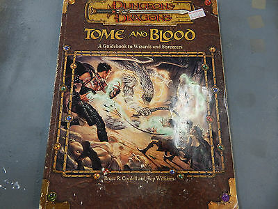 Dungeons & Dragons  TOME and BLOOD