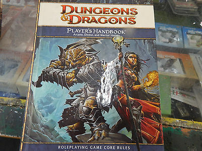 Dungeons & Dragons Players Handbook Arcane, Divine & Martial Heroes