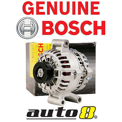 Bosch Alternator fits Ford Escape BA ZA ZB ZC XLS XLT Sport 3.0L V6 2001 - 2008