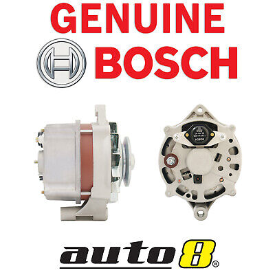 Genuine Bosch 85amp Alternator to suit Ford 6 CYL & V8 Vehicles 1960 to 1982