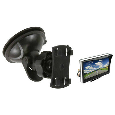 "Dna Windscreen Suction Cup Mount To Suit Rvs50 & Rvs50P 5"" Lcd Hd Monitors"