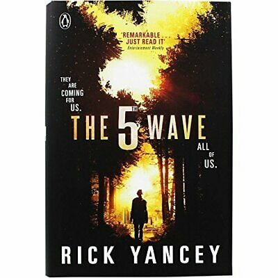 The 5th Wave Book The Cheap Fast Free Post