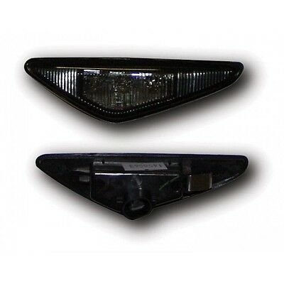 Autoart LED Side Marker Lights Repeaters Smoked BMW 3 Series E46 Coupe Cabrio