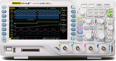 RIGOL DS1074Z-S PLUS 70 MHz DIGITAL OSCILLOSCOPE