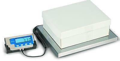 """Brecknell  LPS-400 Portable Digital Shipping Scale, 400 lb x 0.2 lb,Plate 15x12"""""""