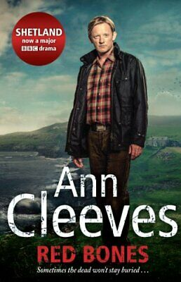 Red Bones (Shetland 3) by Cleeves, Ann Book The Cheap Fast Free Post