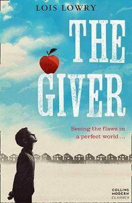 NEW The Giver By Lois Lowry Paperback Free Shipping