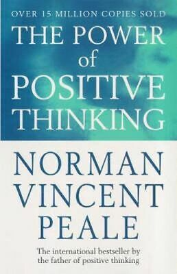 NEW The Power Of Positive Thinking By Norman Vincent Peale Paperback