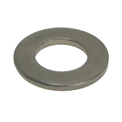 Qty 50 Flat Washer M6 (6mm) x 12.5mm x 1.2mm Metric Stainless Steel SS 304 A2