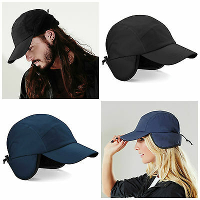 Mountain Cap Waterproof Windproof Breathable Hiking Winter Hat Mens Womens