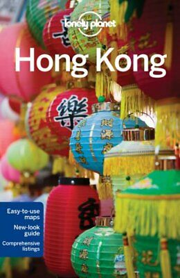 Lonely Planet Hong Kong (Travel Guide) by Chow, Chung Wah Book The Cheap Fast