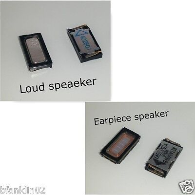 Sony Xperia Z2 Z3 Z3 Compact Earpiece and Loud Speaker Buzzer Ringer Speaker