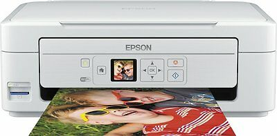 Epson XP-335 Wireless All in One Printer With Ink A4 Scanner Wi-Fi Inkjet Wifi