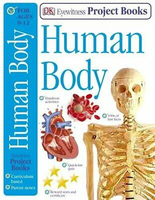 Human Body (Eyewitness Project Books) Paperback Book The Cheap Fast Free Post