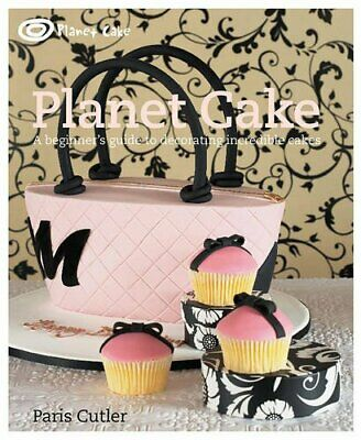 Planet Cake by Paris Cutler Paperback Book The Cheap Fast Free Post