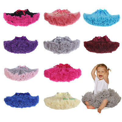 Newborn Baby Girl Fluffy pettiskirt Chiffon Cheap Bulk Wholesale tutu Skirt 0-2y