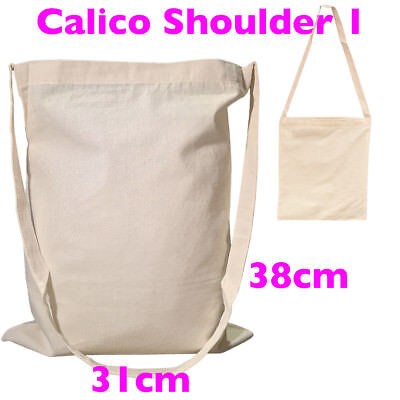 Library Calico Bag S1 Bulk Tote Calico Bags Calico Shoulder Bags Pkts:1-200