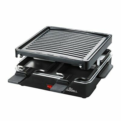 NEW Davis & Waddell 4 Person Electric Party Grill