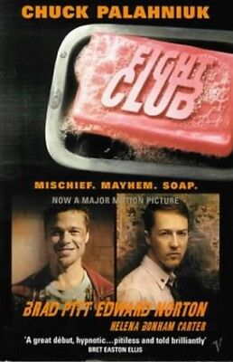 Fight Club, Palahniuk, Chuck Paperback Book The Cheap Fast Free Post