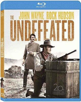 The Undefeated [New Blu-ray] Ac-3/Dolby Digital, Dolby, Digital Theater System
