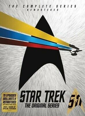 Star Trek: The Original Series - Complete Series DVD
